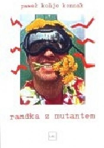 Okładka książki randka z mutantem