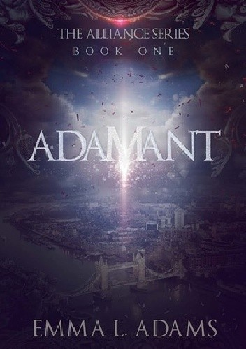 Okładka książki Adamant