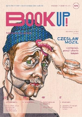 Okładka książki Book Up! Pobudzamy do czytania #4