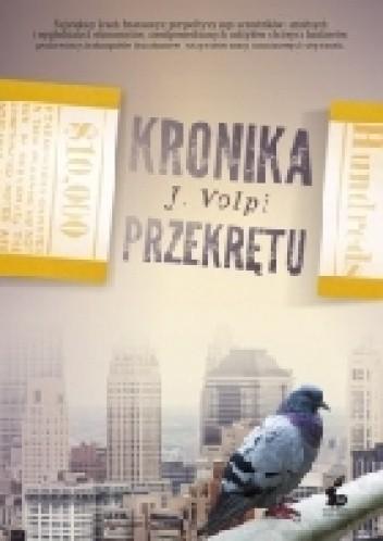 Okładka książki Kronika przekrętu