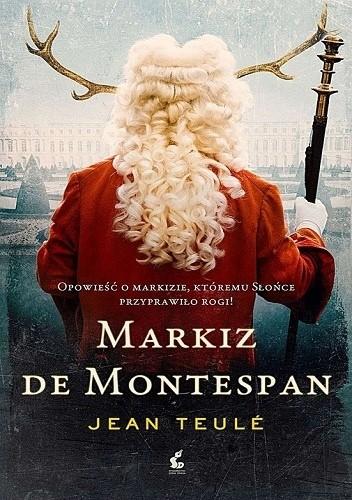 Okładka książki Markiz de Montespan