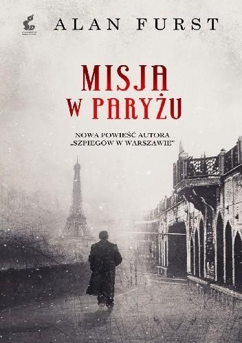 Okładka książki Misja w Paryżu