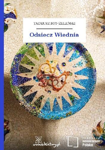 Okładka książki Odsiecz Wiednia