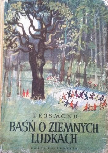 Okładka książki Baśń o ziemnych ludkach