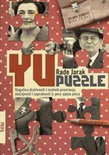 Okładka książki Yu Puzzle