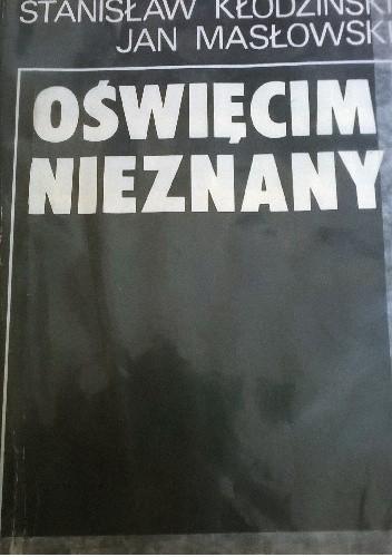 Okładka książki Oświęcim Nieznany