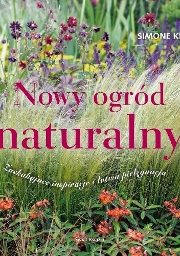 Okładka książki Nowy ogród naturalny