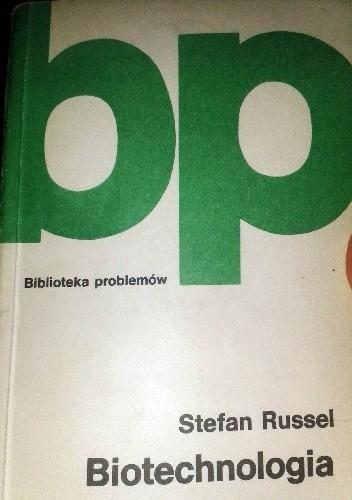 Okładka książki Biotechnologia