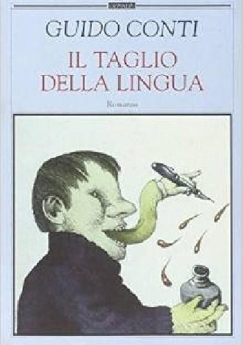 Okładka książki Il taglio della lingua