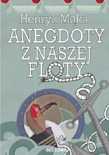 Okładka książki Anegdoty z naszej floty