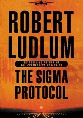 Okładka książki The Sigma Protocol