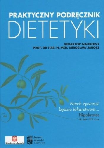 Okładka książki Praktyczny poradnik dietetyki