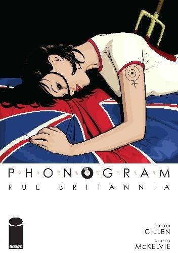 Okładka książki Phonogram Vol. 1: Rue Britannia