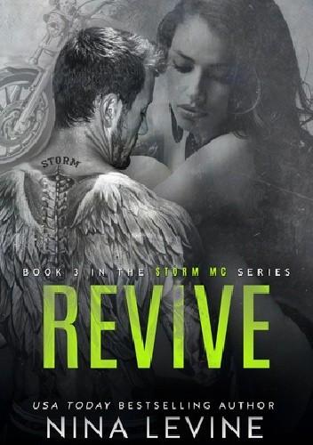 Okładka książki Revive