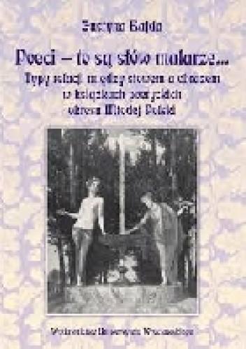 Okładka książki Poeci - to są słów malarze...