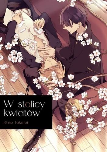 Okładka książki W stolicy kwiatów