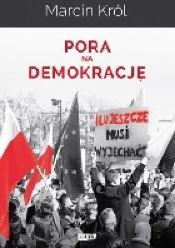 Okładka książki Pora na demokrację