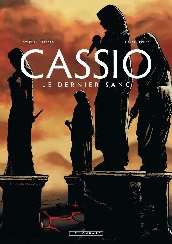 Okładka książki Cassio #4