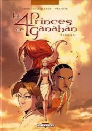 Okładka książki Les Quatre Princes de Ganahan #2 Shâal