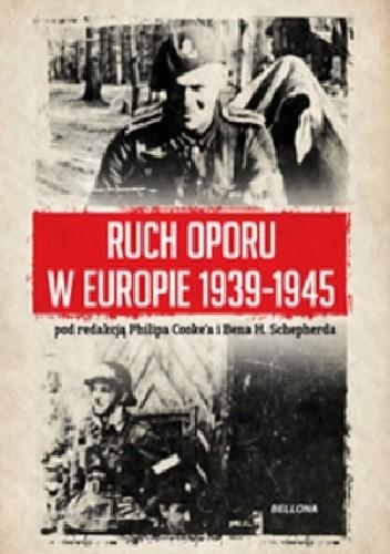 Okładka książki Ruch oporu w Europie 1939-1945