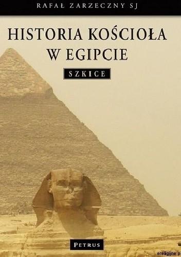 Okładka książki Historia Kościoła W Egipcie