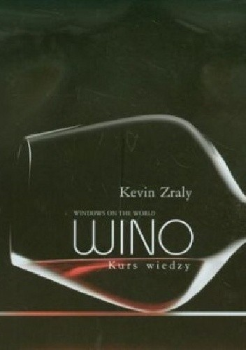 Okładka książki Wino
