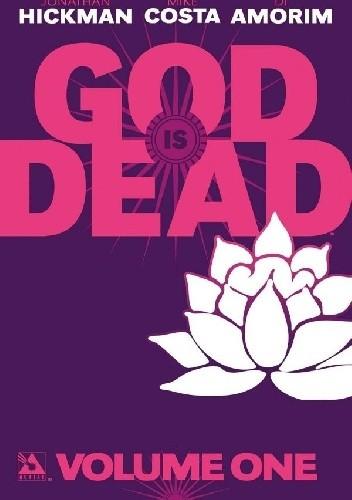 Okładka książki God Is Dead #1