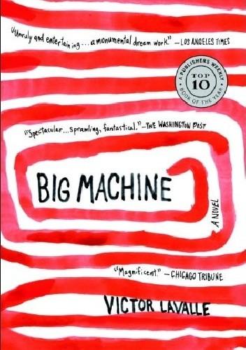 Okładka książki Big Machine