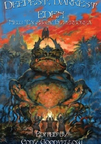 Okładka książki Deepest, Darkest Eden