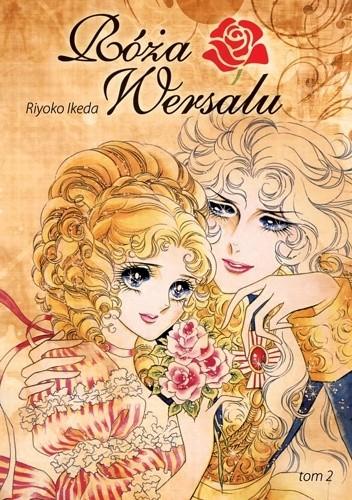 Okładka książki Róża Wersalu tom 2