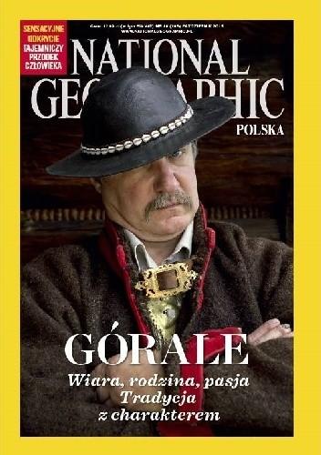 Okładka książki National Geographic 10/2015 (193)