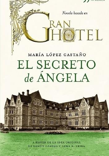 Okładka książki El secreto de Ángela