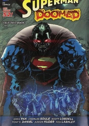 Okładka książki Superman: Doomed