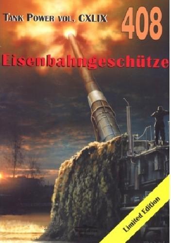 Okładka książki Eisenbahngeschütze