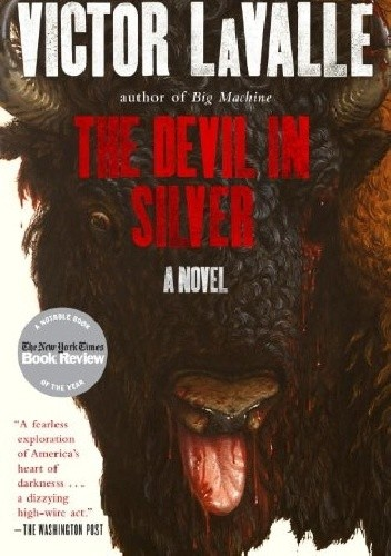 Okładka książki The Devil in Silver