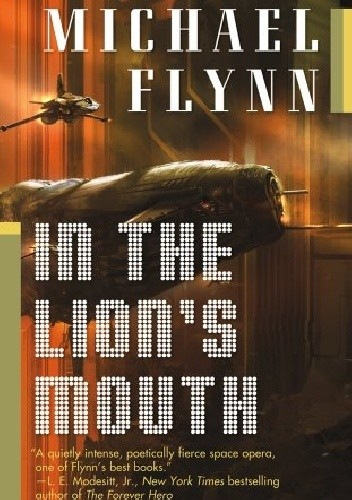 Okładka książki In the Lion's Mouth