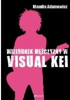 Wizerunek mężczyzny w visual kei