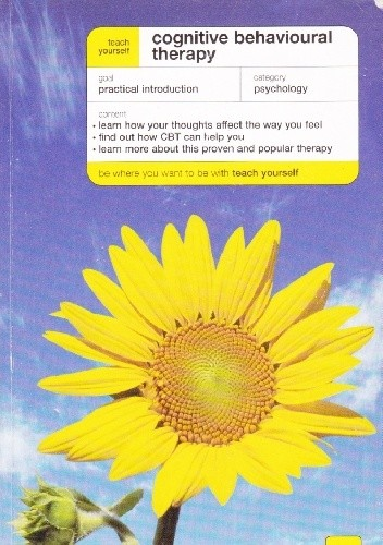 Okładka książki Cognitive Behavioural Therapy