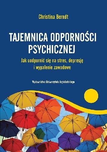 Okładka książki Tajemnica odporności psychicznej