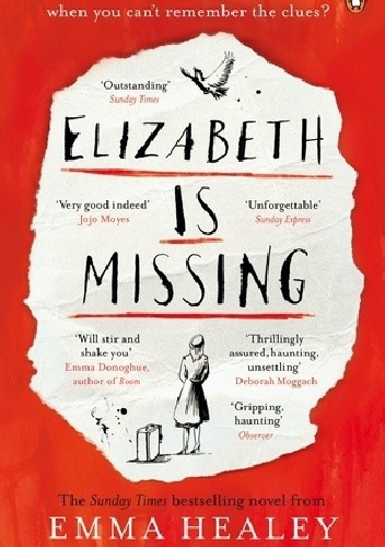 Okładka książki Elizabeth Is Missing