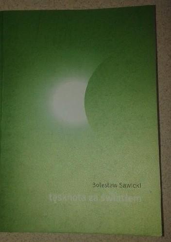 Okładka książki Tęsknota za światłem
