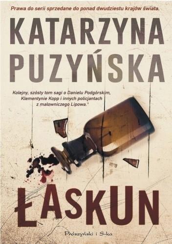 Okładka książki Łaskun