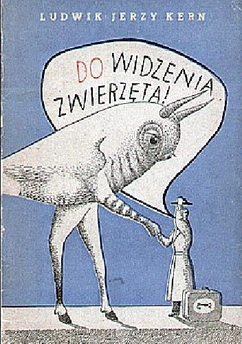 Okładka książki Do widzenia zwierzęta!