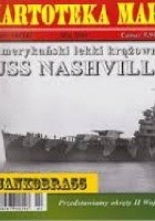 Amerykański lekki krążownik USS Nashville