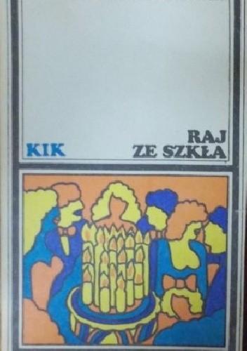 Okładka książki Raj ze szkła