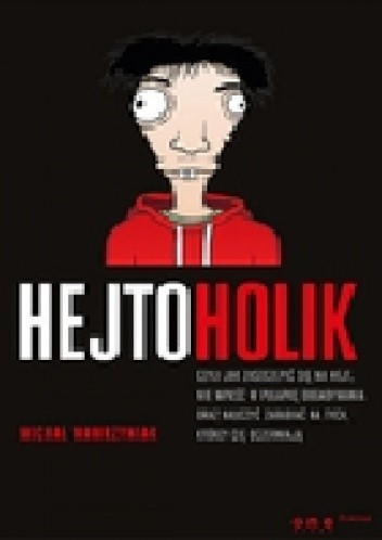 Okładka książki Hejtoholik