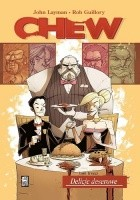 Chew #3: Delicje deserowe
