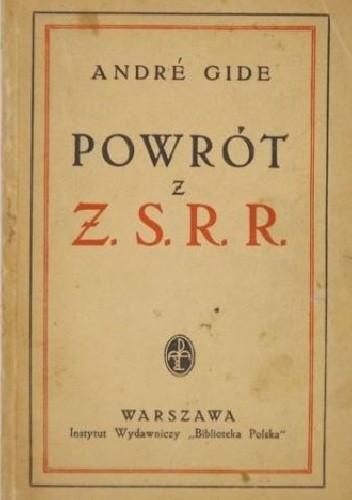 Okładka książki Powrót z ZSRR