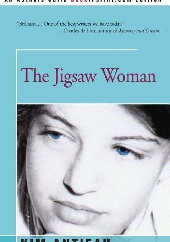 Okładka książki The Jigsaw Woman