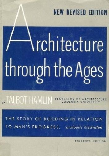 Okładka książki Architecture through the ages